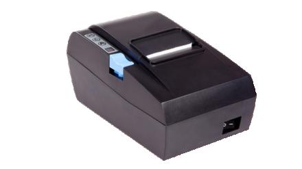 Връзка с термален принтер